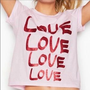 Victoria's Secret T-shirt Size Small New with tag